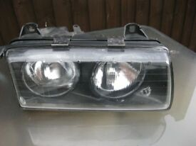 BMW e36 headlamps