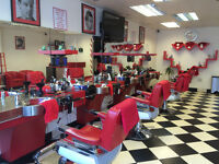 EXPERIENCED BARBER REQUIRED UP TO £100 PER DAY