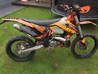 KTM 250 6 days