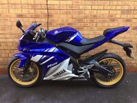Yamaha YZF-R125 125cc *FULLY SERVICED & NEW MOT*