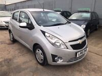 Chevrolet Spark 1.2 LS 5dr£2,745 p/x welcome 1 YEAR FREE WARRANTY. NEW MOT
