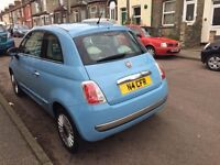 Fiat 500 for sale full service history