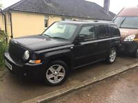Jeep patriot crd