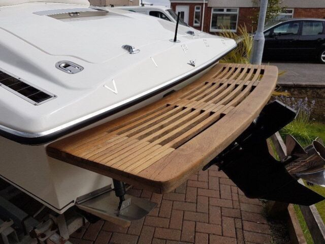 mastercraft prostar team swim platform for speedboat bayliner regal  glastron | in Stonehouse, South Lanarkshire | Gumtree