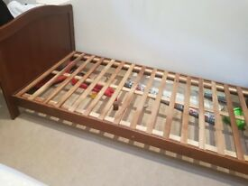 Children bed (was a Cot bed but cot parts missing)