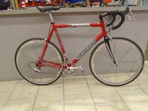 Vélo de route Cannondale 58cm