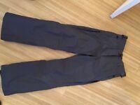 Ladies Ski/Snowboarding trousers Size 10