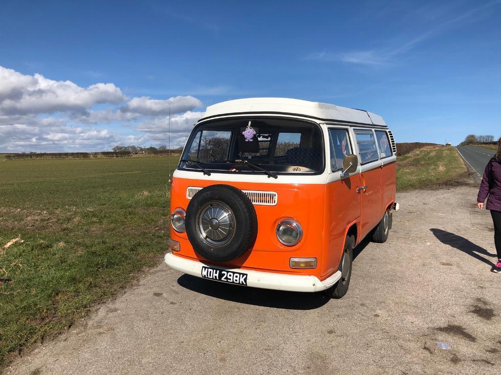 VW T2 1972 bay window crossover   in Bridlington, East ...