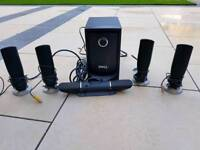DELL MMS 5650, 5.1 Home Theatre Sound System