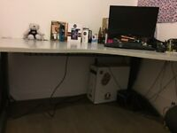 Great big computer desk