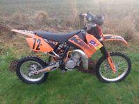 KTM 85 cc sx 2009