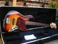 2011 Fender Jazz Bass (USA)