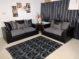 """BRAND NEW STYLISH YET SIMPLE PARIS CORNER SOFA OR (3+2) """"EXPRESS DELIVERY"""""""