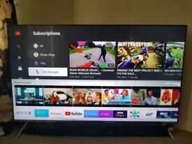 Samsung smart 4k ultra tv