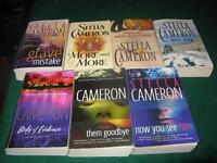 Stella Cameron books $1 each