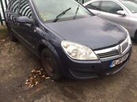 2008 Vauxhall ASTRA life Automatic gearbox faulty for spare &repairs,HPI clear, 1 owner, long mot