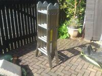 Ajustable ladder