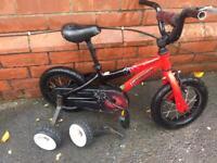 Kids specialized hot rocks bike