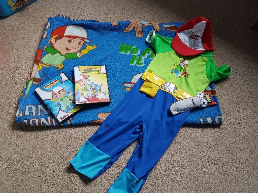 Disney's Handy Manny Bundle