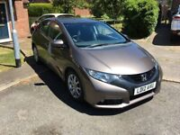 Honda Civic Diesel. Drives faultlessly and is in amazing condition inside and out.