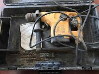Dewalt D25404/D25405 SDS hammer/drill/hammerdrill
