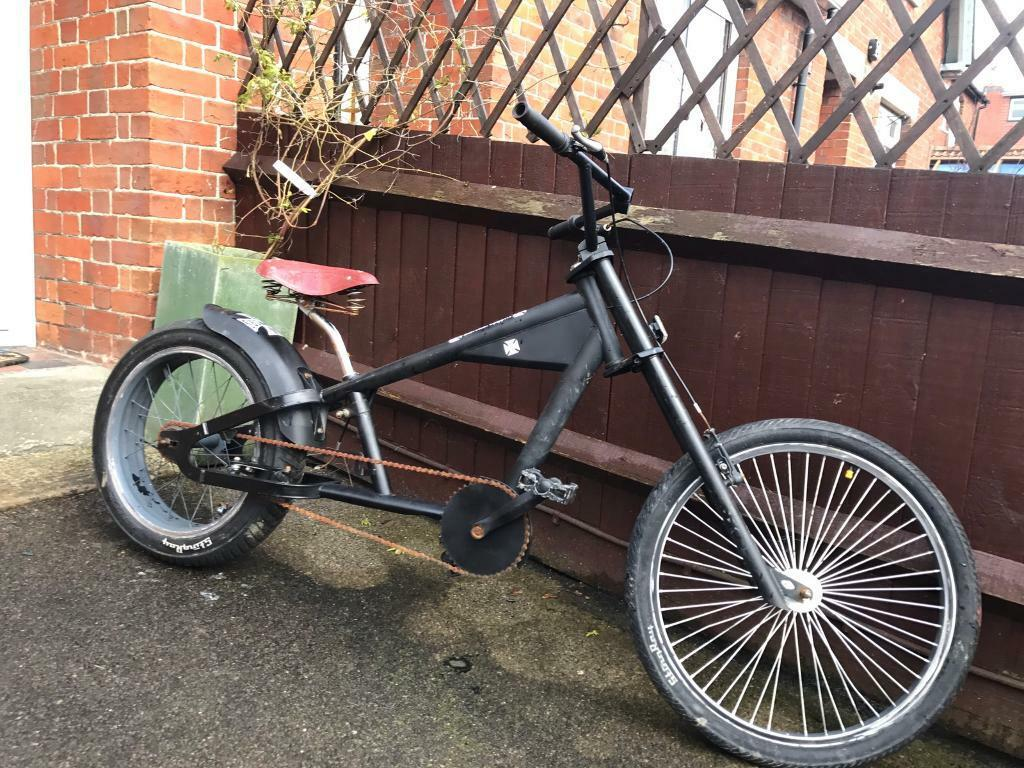 Schwinn stingray chopper bike custom will post