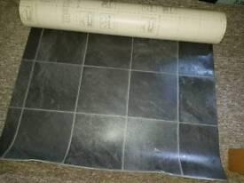 Bathroom/kitchen vinyl lino 4m×1m