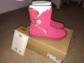 Girls UGG Boots Size 13