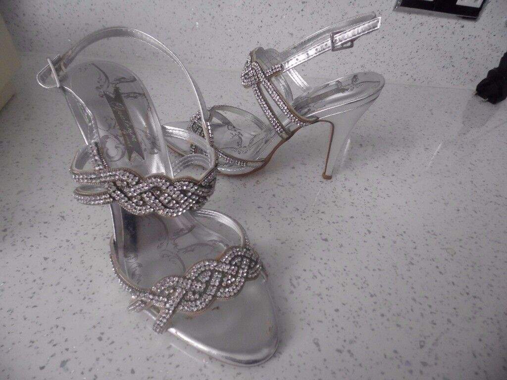 Stunning jewelled sandals