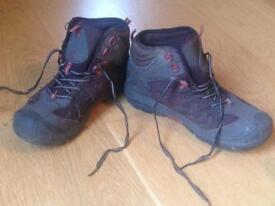 Waterproof Merrell walking boots