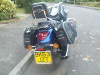 motorbike Suzuki m800 cruiser