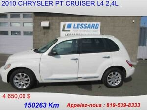 2010 CHRYSLER PT CRUISER EN PARFAIT CONDITION