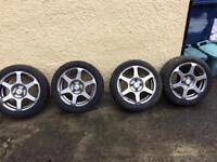 Alloy wheels 6.5x15