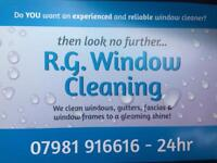 Window Cleaners - Husband & Wife Team