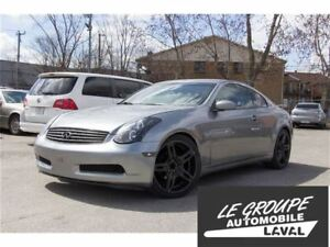 2003 Infiniti G35 Base/Toit Ouvrant/Cuir/Roues Mag