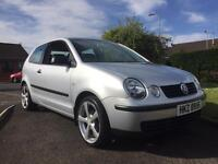 VW POLO 1.2 (ONLY 74000 MILES)