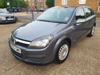 VAUXHALL ASTRA AUTOMATIC 1.8 LOW MILEAGE 89K LONG MOT TILL MARCH 2019 IN PERFECT CONDITION