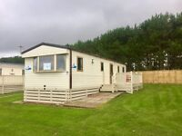 Static Caravan for SALE***SITE FEES & DECKING INCLUDED***12 Month Season**Eyemouth,Northumberland