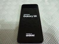 SAMSUNG GALAXY S8 64GB SM-G950 ORCHID GREY MINT!