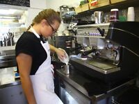 Assistant manager for artisan bakery & deli in Enfield, £8-9/hr start rate depending on experience