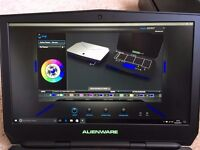 Dell Alienware 15 R2 Gaming laptop