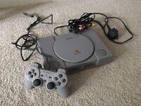 2x Original Sony Playstation + Gran Turismo + Controllers / Bundle