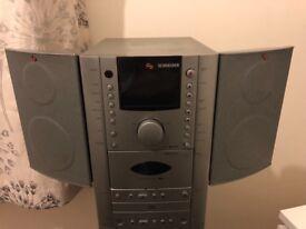 Schneider CD/ TAPE/ RADIO