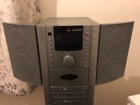 Schneider CD/ TAPE/ RADIO