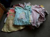12-18 month girls Spring clothes bundle