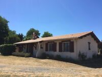 Holiday home for 5/6 people in Medoc France - little pool - WiFi - Yacht trips with the owner