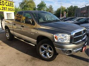 2007 Dodge Ram 1500 SLT / / 4X4 / LOADED / ALLOYS