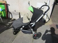 Baby pram/travel system for sale