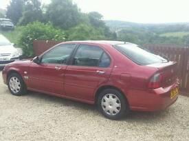 Rover 45 1.4....2005