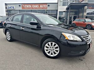 2014 Nissan Sentra 1.8 S BLUE-TOOTH - AUTO - CERTIFIED!